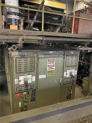 1999 INDUCTOTHERM 4T DUAL TRAK 2000-2CR (On Hold)