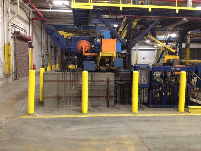 "60"" Aluminum Can-End Coating Line: CC-157"