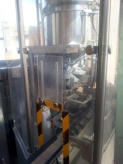 BAUSCH & STROBEL AMPOULE / VIAL CAP CLOSING MACHINE