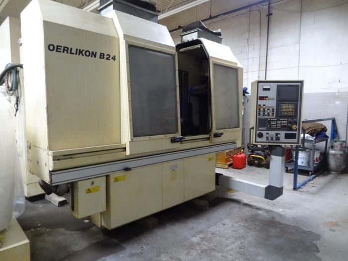 OERLIKON B24 CNC BLADE GRINDER WITH FANUC 160iM