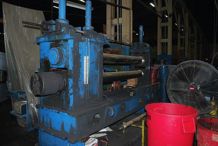 "Used CINCINNATI 72"" Slitting Line: S-299"