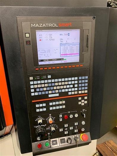 Used 2013 Mazak VCU-500-C