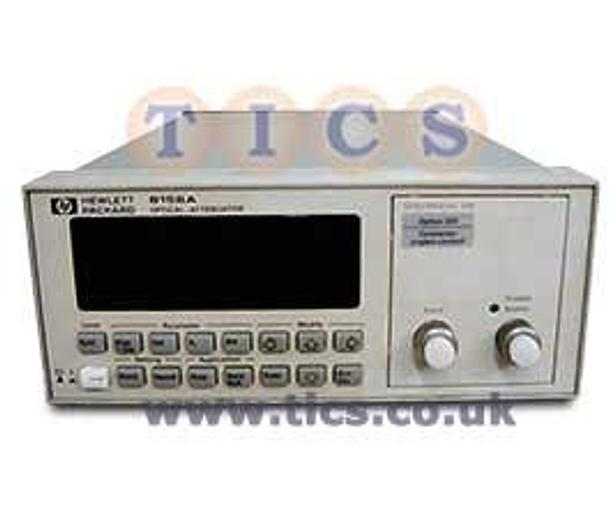 Used Agilent Technologies (HP) HP 8156A / 201