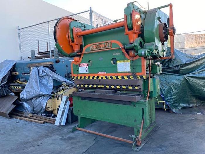 Used Cincinnati 4 Series Mechanical Brake 100 Ton x 6'  #5769