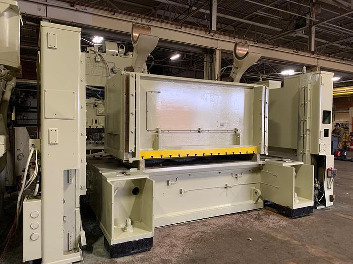 "400 ton PTC 96""x48""  SSDC Stamping Press"