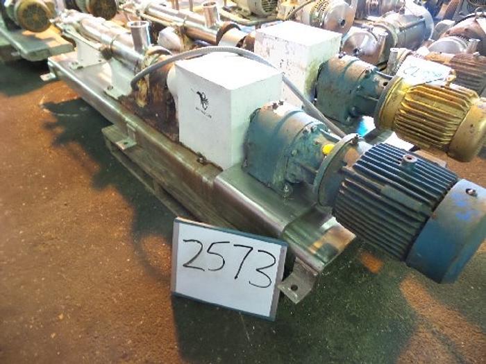 Used Moyno 2FG6-SS2-SAA #2573