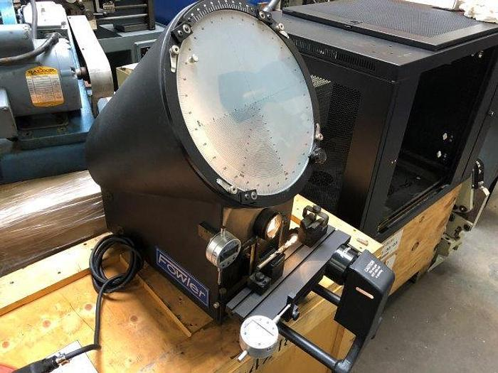 """Used 12"""", FOWLER, No. 53-900-000, BENCHTOP [5215]"""