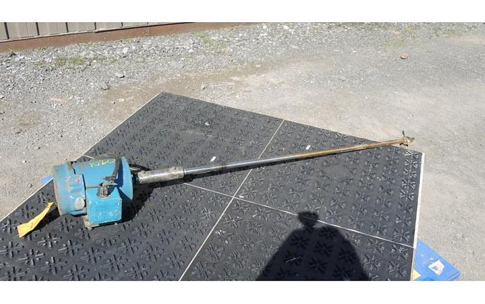 Used USED TOP ENTRY MIXER, 0.5 HP