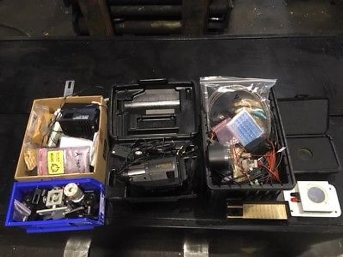 HP 6253A dual power supplies