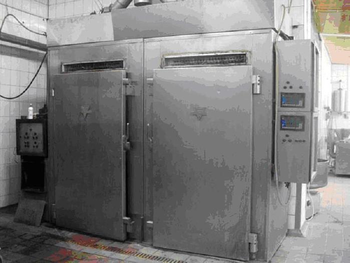 Używane Nierdzewna komora wędzarniczo-parzelnicza Fessman,