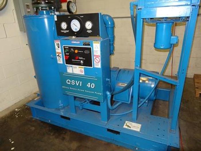 Used Quincy QSVI 40