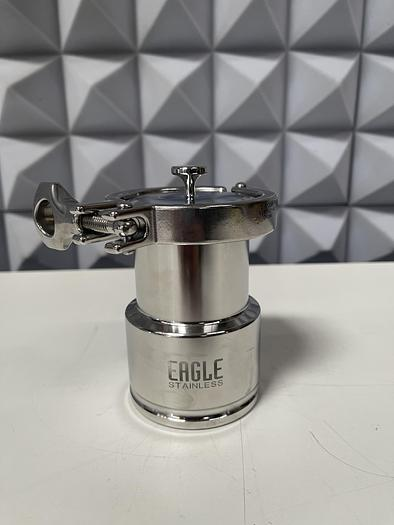 Used Eagle Stainless Custom STBEP-250-316L-A 250ml Bottle