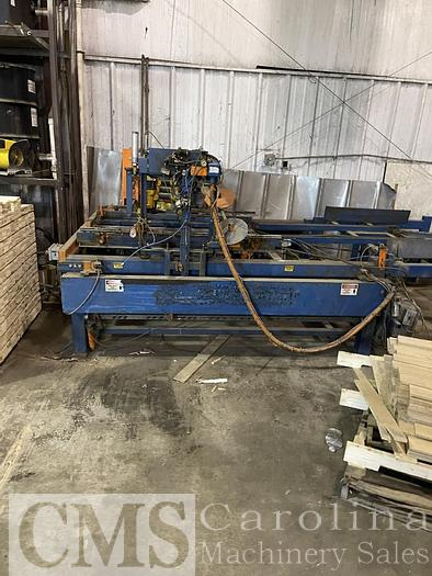 Used Pallet Chief PCIII Nailer