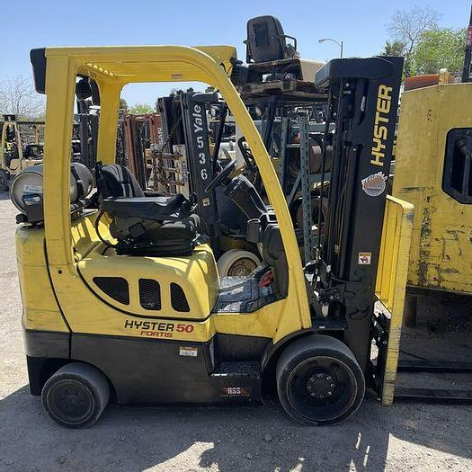Used 2015 Hyster S50FT Forklift