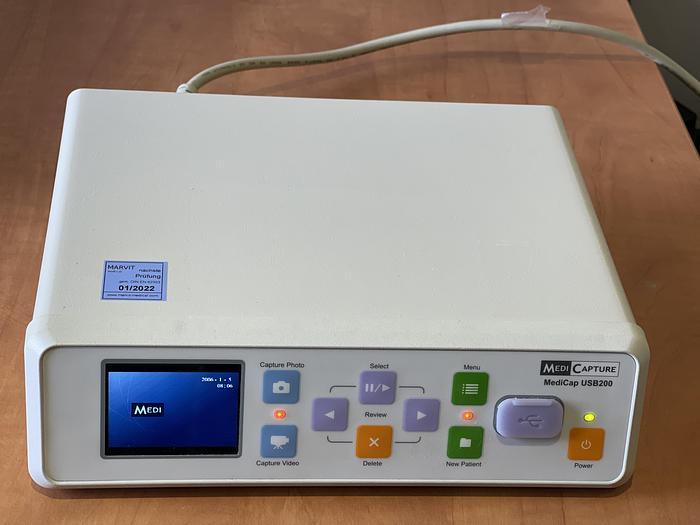 Gebraucht Medi Capture USB200