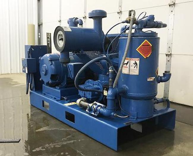 Used Quincy QST 30 Rotary Screw Air Compressor