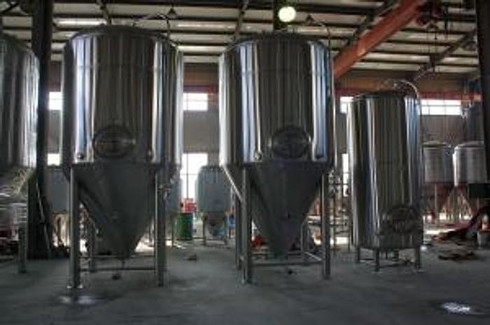 New Stock - 60 bbl BSV fermenter