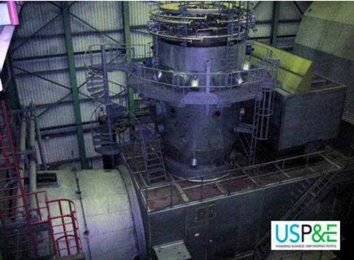 150.0 MW 1988 Alstom WTAL 534 Natural Gas Turbine