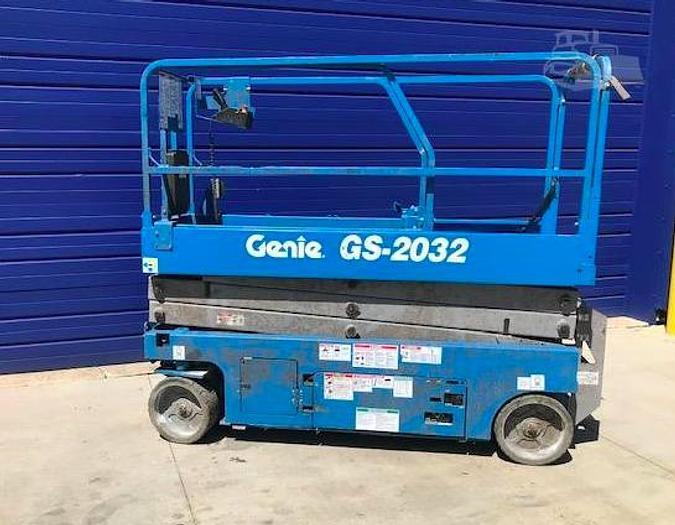 Refurbished 2008 Genie GS2032