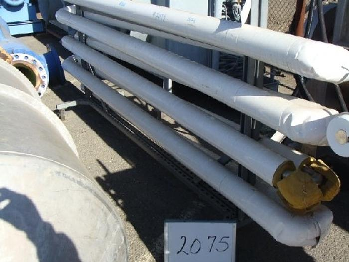 Used Stainless steel Holding Tube #2075