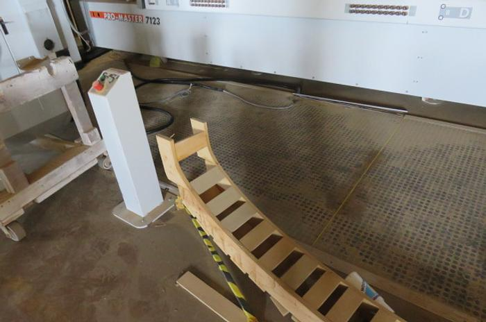 2009 Holzher Pro Master XL 7123 CNC Router