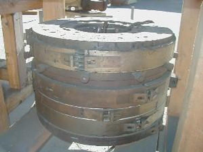 """Used Brampton 15"""" single layer blown film die"""