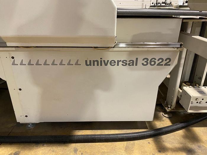 2015 Morbidelli Cella Universal 3622
