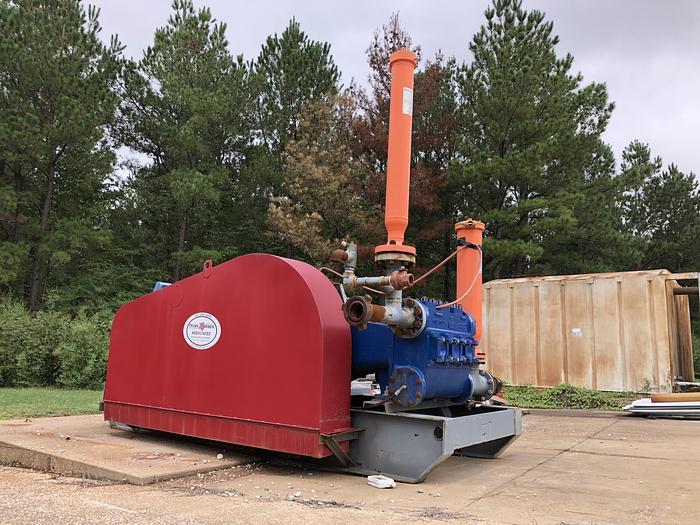 Used NOV 308T Triplex 350hp electric pump