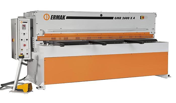 ERMAKSAN GMR 8'x3/16 (2600 MM X 4MM)