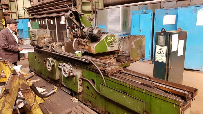 Universal Grinding Machine TITAN RU 350x2000 - FORTUNA license