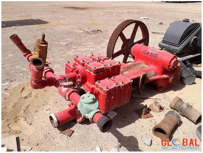 Used Item 0213 : Gaso Duplex Water Pump