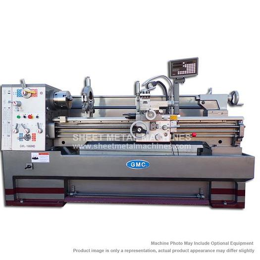 GMC Large Spindle Bore Lathe with DRO GML-1660HD