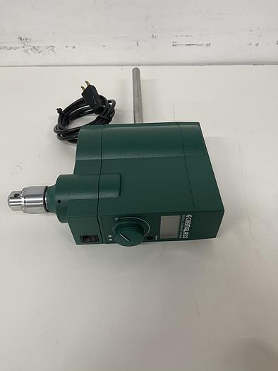 Used Chemglass Digital Overhead Stirrer 50-2000 RPM