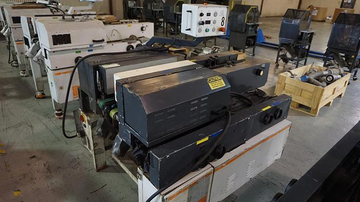 Used Gammerler Model RS113/530 4 Knife Rotary trimming system