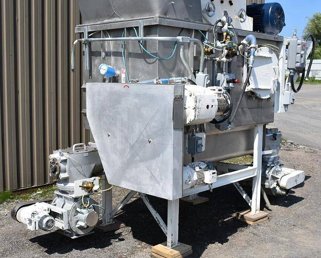 USED BAUERMEISTER UNIVERSAL MILL, MODEL UT33, PULVERIZER PACKAGE