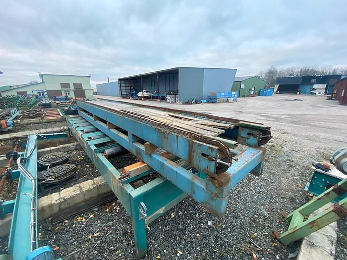 Used Chain conveyor