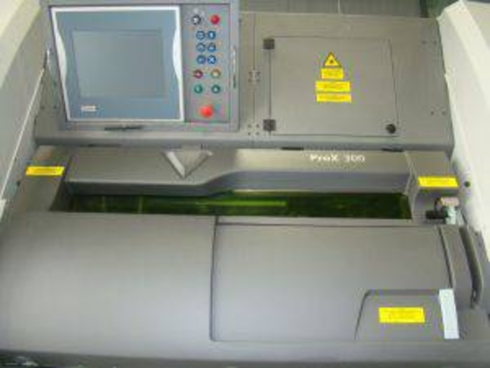 2015 3D Systems ProX DMP 300 Direct Metal 3D Printer 400 V 15 KVA 3 ph