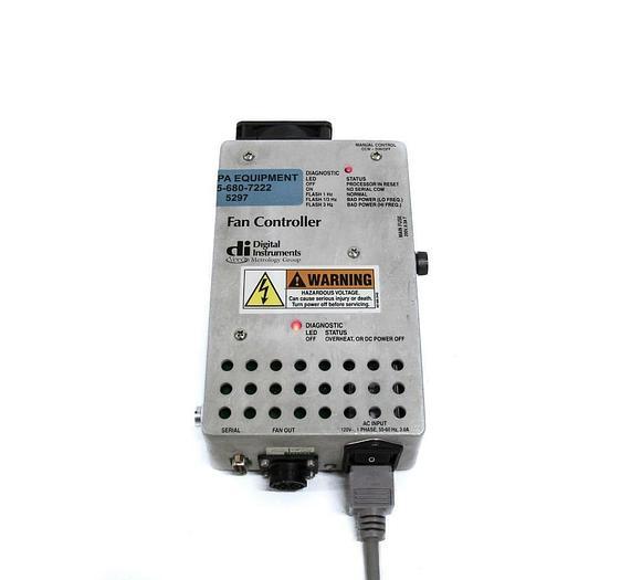 Used Digital Instruments Veeco Fan Controller (5297)