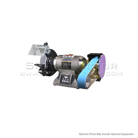 JET IBG-8VS Industrial Variable Speed Grinder with Multitool 577218