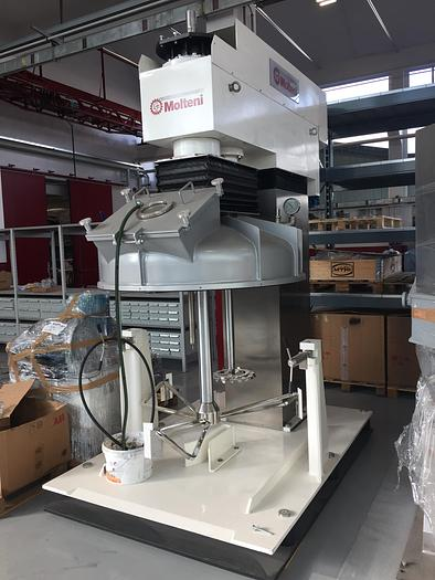 Used NEW 250 GALLON MOLTENI VACUUM BUTTERFLY DISPERSER (#9444)