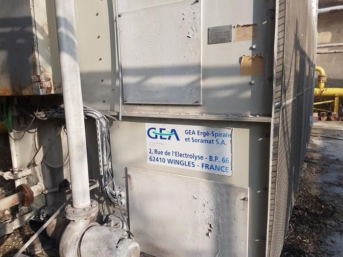 Refrigeration Tower  GEA 2001