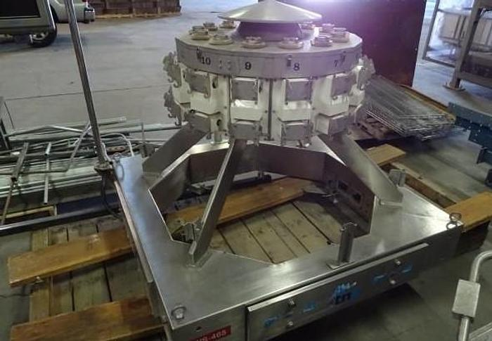 2007 YAMATO ADW-714SV COMBINATION WEIGH SCALE