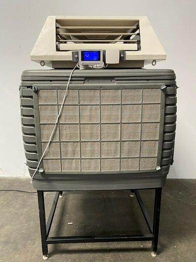 Used ACE HydroStream Model HC-100 Evaporative Humidifier - Swamp Cooler