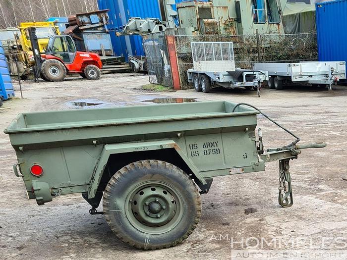 Used M416 trailer