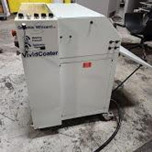 Used Graphic Whizard VividCoater XDC-530 Micro