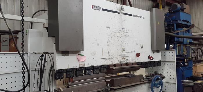 Used 2006 330 Ton x 11' Ermak CNCHAP CNC Press Brake