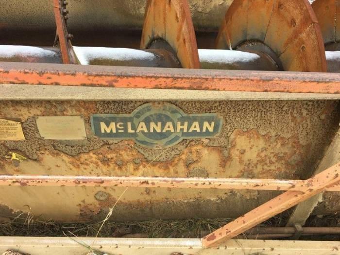 "McLANAHAN 36"" X 25' Single Shaft Sand Screw"