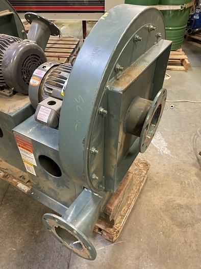 Used NYB  Pressure Blower size 2206,  7 1/2hp