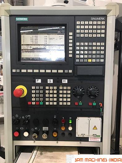 Bukkardt & Webber MC60 (5 Axis) HMC - 2002