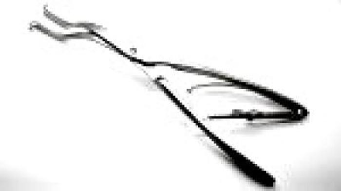Spinal System - Forceps Distraction Large 330mm (13in) AESCULAP FW011R